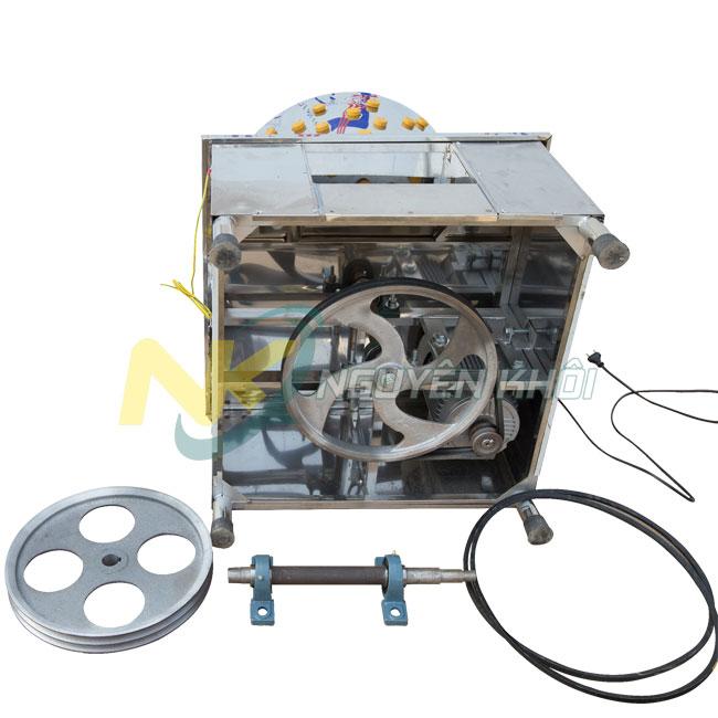Khung máy vặt lông gà vịt, động cơ quấn 100% dây đồng