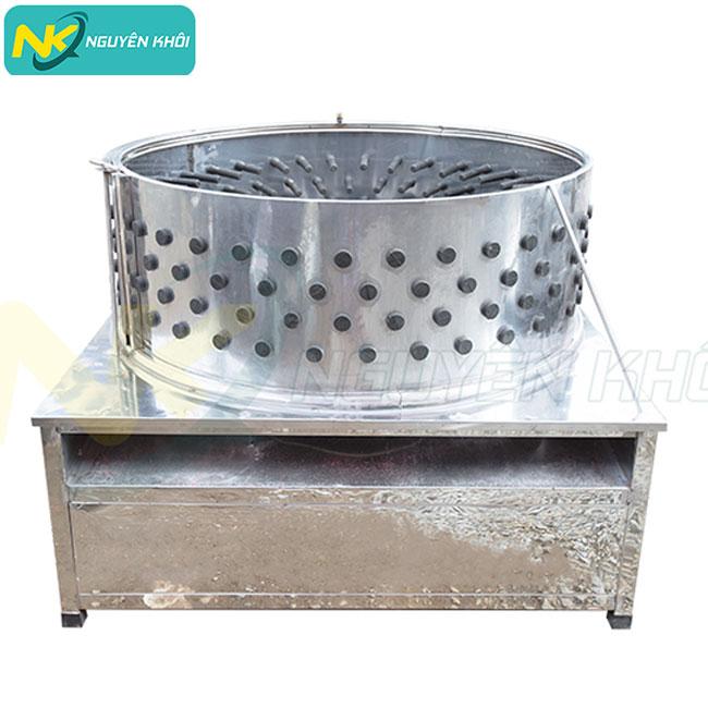 Chất liệu máy đánh lông dê bằng Inox 304 chất lượng cao