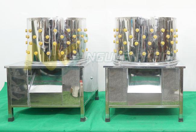 Mua máy nhổ lông gà vịt tại Nguyên Khôi đảm bảo chất lượng hàng đầu