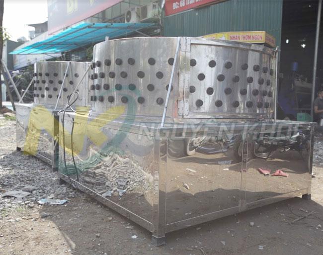 Nguyên Khôi sản xuất và phân phối máy làm lông chó, giá tại xưởng