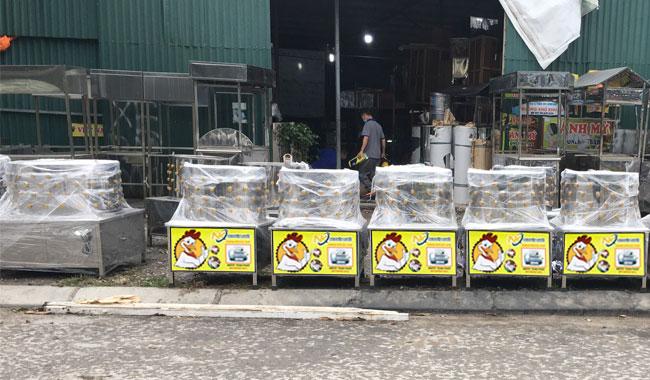 Sản xuất và phân phối trực tiếp máy làm lông gà vịt Nguyên Khôi