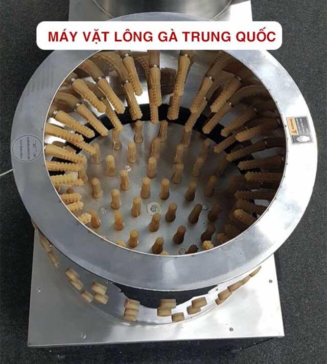 Máy vặt lông gà Trung Quốc