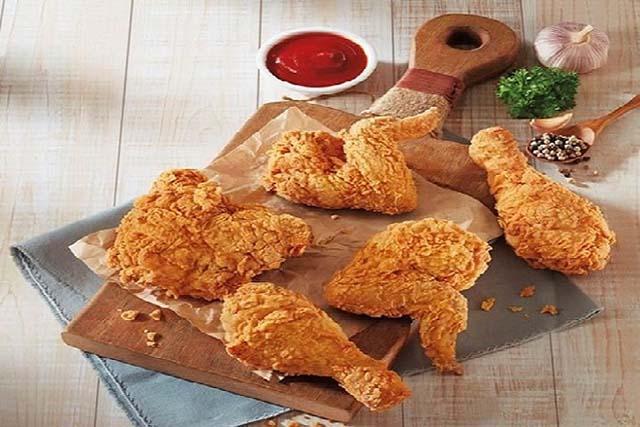 Công thức làm món gà rán hút khách, học cách làm gà rán thơm ngon
