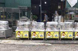 Xưởng sản xuất máy vặt lông gà Nguyên Khôi, địa chỉ bán máy vặt lông gà